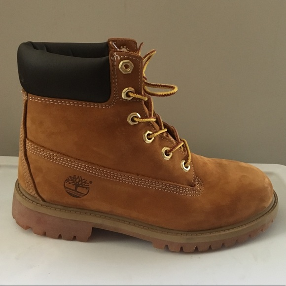 youth timberland boots size 5
